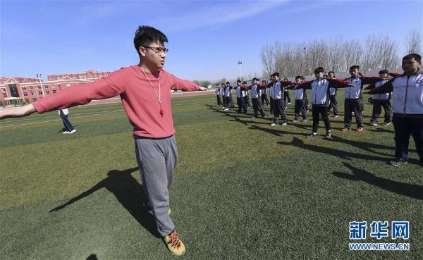 河北广阳:政府出资 提升学生综合素质