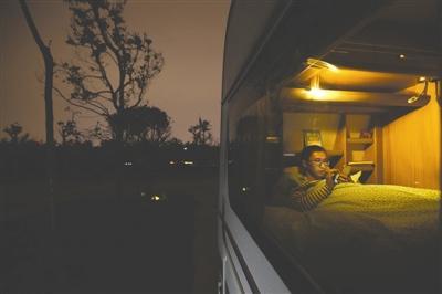 小伙7年攒30万不买房买房车:想以车为家看遍风景