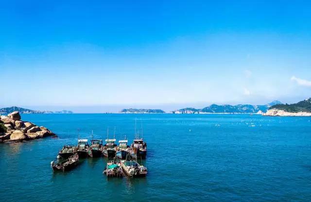 浙江7个小众绝美海岛艳压济州岛