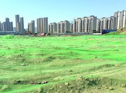 济南西客站附近仨楼盘共用一所学校 啥时开建还没准