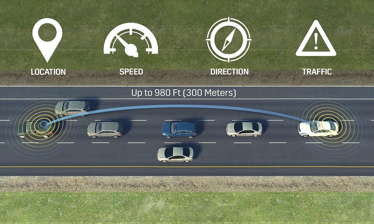 凯迪拉克CTS将标配V2V车联系统 数据共享