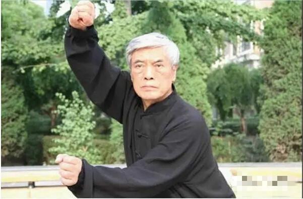 张全亮八段来沪教授吴式太极