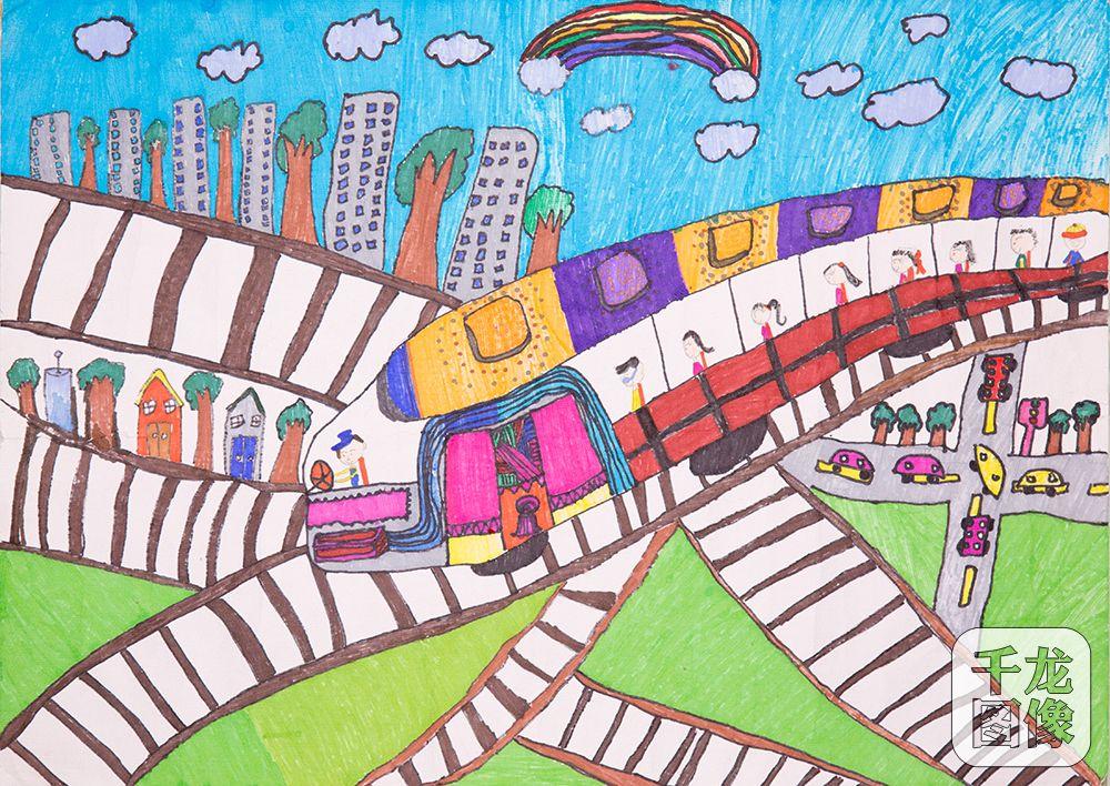 通州区牛堡屯学校朱琳:绿色城市通行卫士