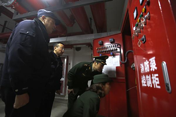 """假冒消防器材危害大 产品辨伪""""望闻问切""""有技巧"""