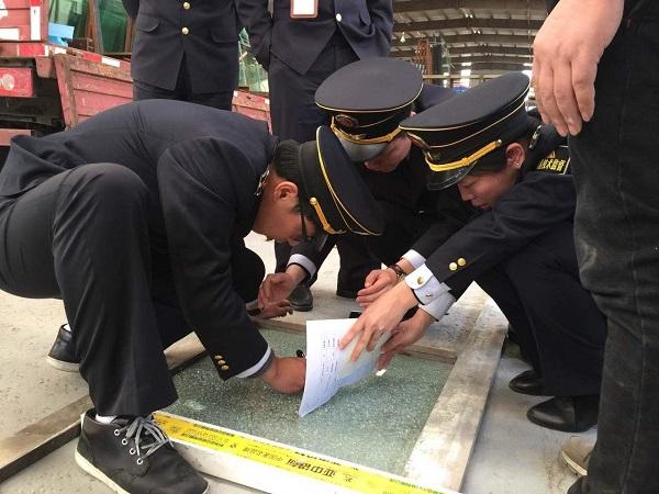 上海质监对部分钢化玻璃生产企业开展突击检查