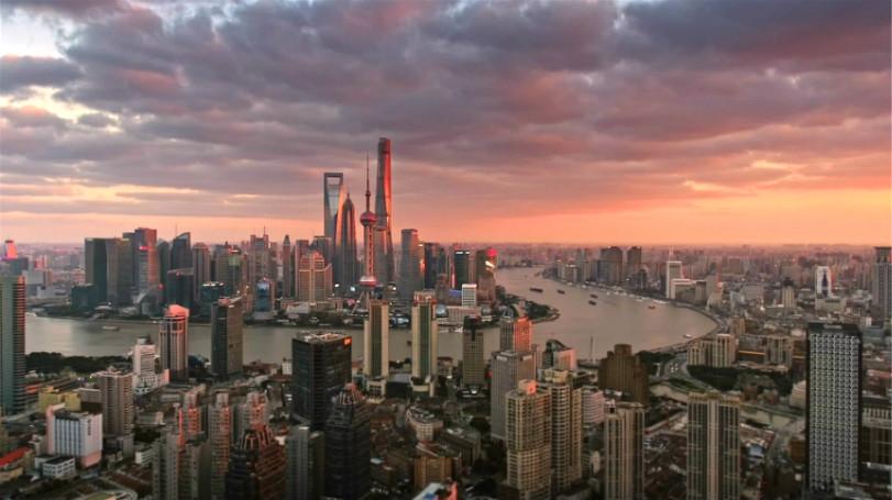 央视最新神作《航拍中国》上海篇,好看到舍不得眨眼!