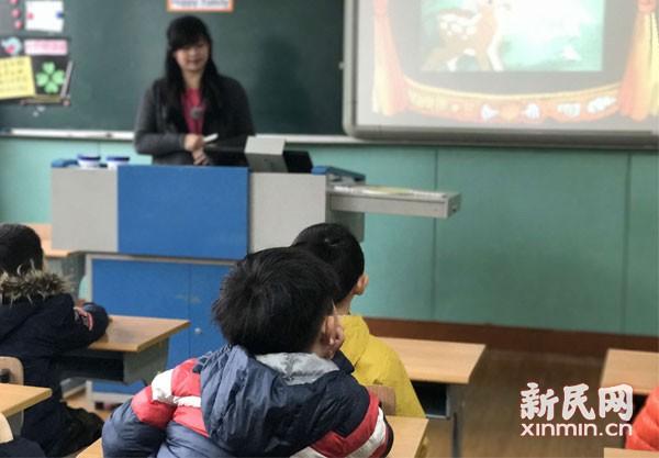 沪首次校园开放日今举行 适龄儿童及其家长走进校园