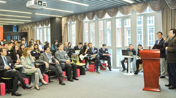 上海交大文化创意产业教学和研究基地正式启用