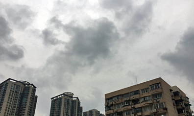 """申城今起又要下雨今日最高13℃ 下周""""一会哭一会笑"""""""