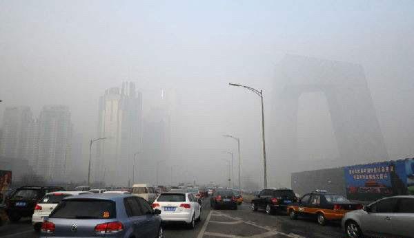 京津地区启动空气重污染蓝色预警
