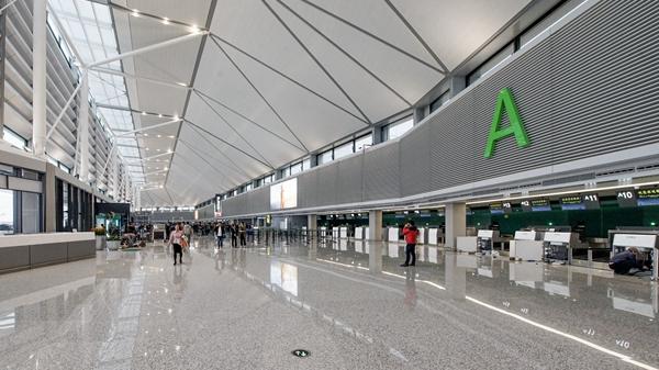 上海虹桥机场T1A楼改造完成本周日启用 B楼5月起封闭改造