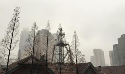 阳光只逗留申城一天 周三周五有明显降雨