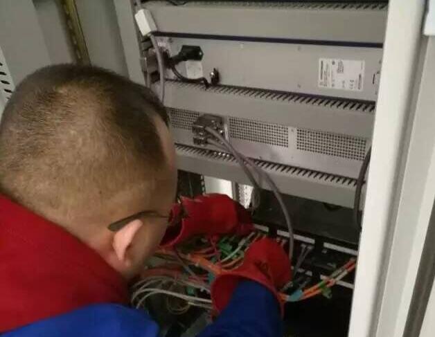 西安地铁三号线电缆存质量问题 涉事人员被依法控制