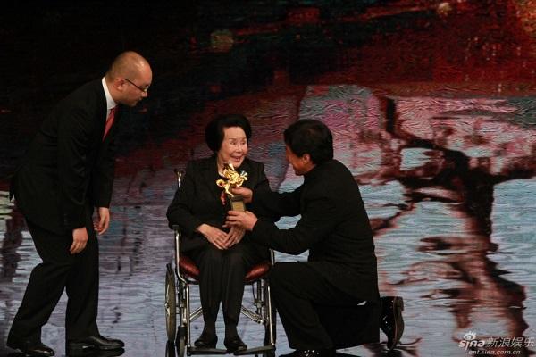 金马影后李丽华逝世享寿93岁 曾主演《故都春梦》等
