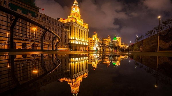 从外滩到迪士尼 上海38个经典地标名单今日公布