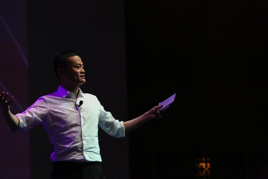 """马云谈""""NASA""""计划:投资让人更有创造力的技术"""