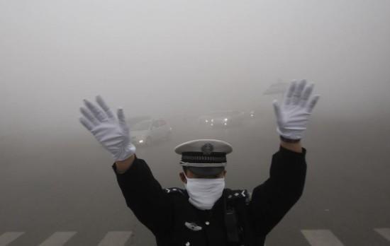 长三角25城1-2月PM2.5浓度同比下降逾一成
