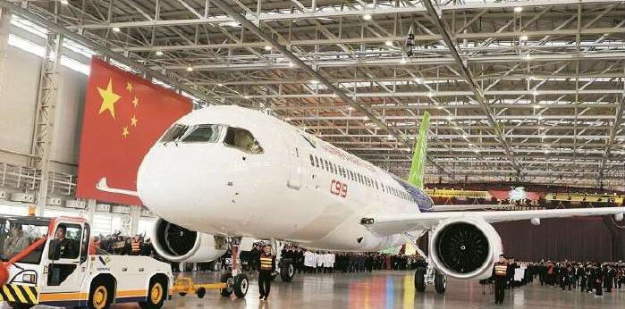 获一致同意!国产大型客机C919通过首飞技术评审