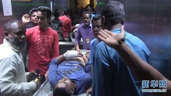 孟加拉国东北部发生自杀式爆炸袭击 造成3人死亡