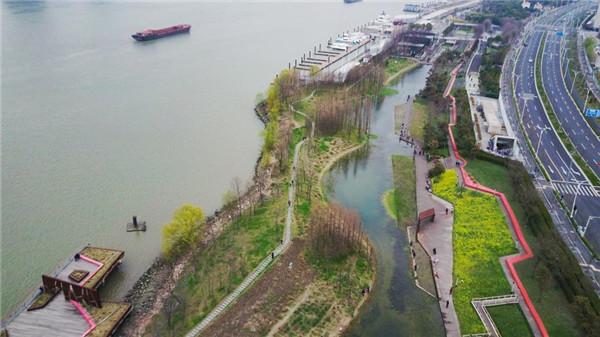 上海后滩将建2平方公里世博文化公园 韩正现场调研并部署这件大好事