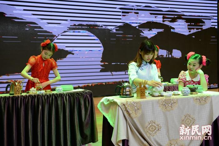 """传统文化是打开未来之门的金钥匙——上海举办""""中小学课程与教学彰显中华优秀传统文化研究与实践""""项目成果发布会"""