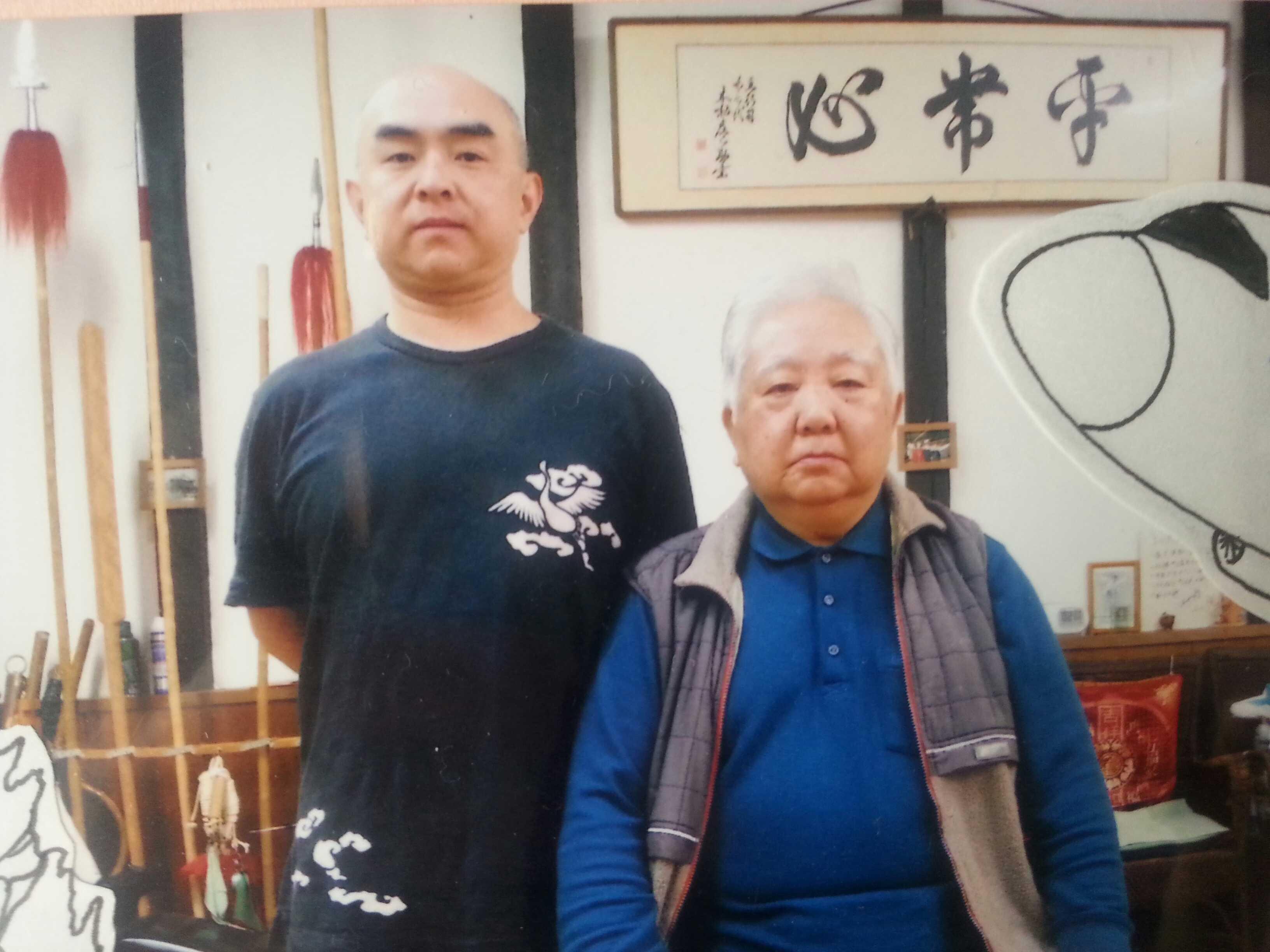 """冯如龙:""""我愿为中国武术进一步走向世界尽力!"""""""