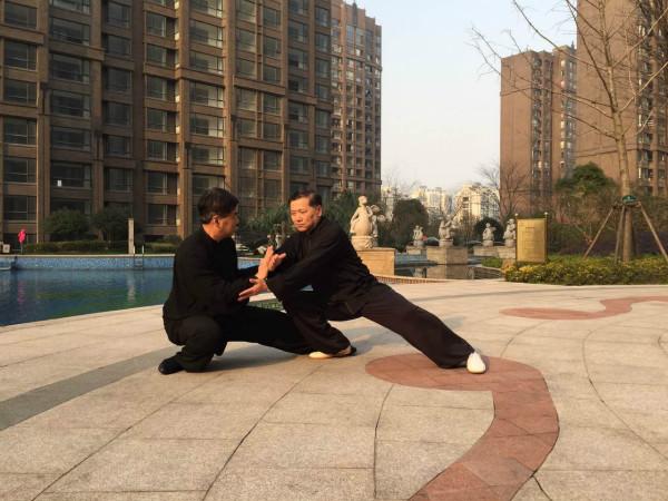 解礼德弟子马剑平荣获香港武术节个人健身气功金牌