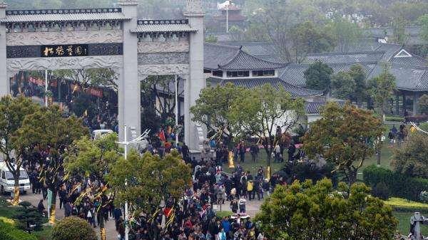 上海有一条扫墓专线清明40元 错时仅10元,你知道吗?