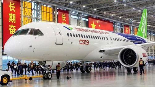 国产大客机首飞在即  浦东祝桥打造大飞机产业基地