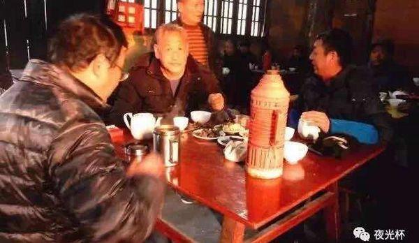 广福茶馆的乡愁
