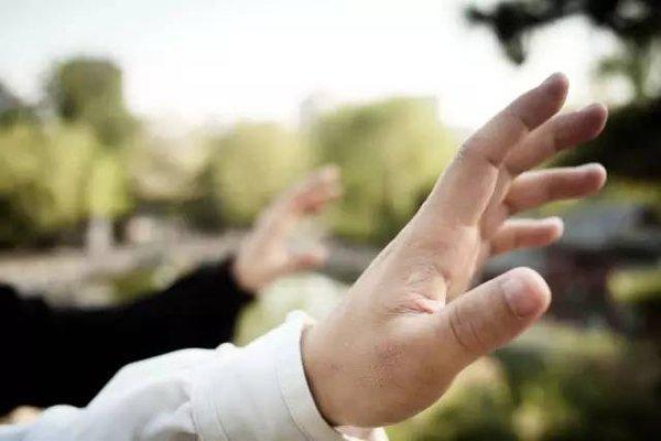太极拳五指的秘密