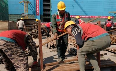 劳动竞赛助推工程提质增效