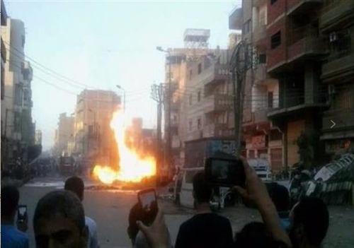 埃及亚历山大一教堂发生爆炸 另一教堂30人遇难