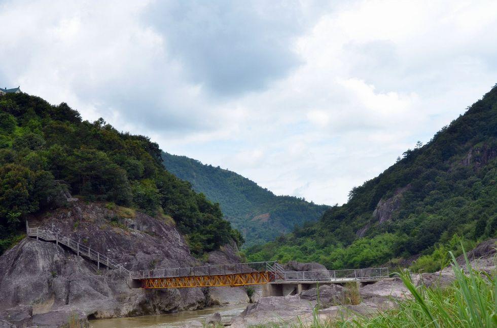 永泰百漈沟生态旅游景区
