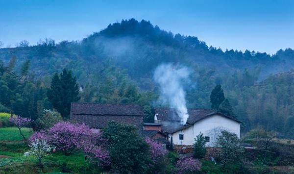 【十日谈】故乡的炊烟