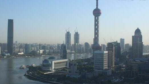 上海阳光明媚周末最高温26℃ 周日转阴雨