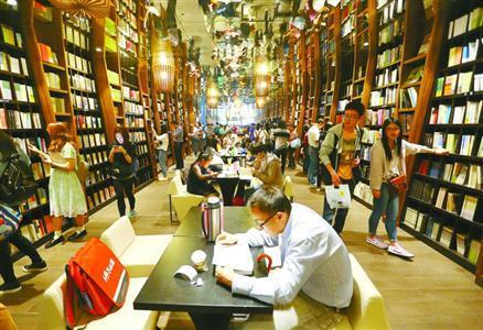 市场环境变化加上自身改革创新,大量书店正在走出低谷 实体书店回暖会否昙花一现