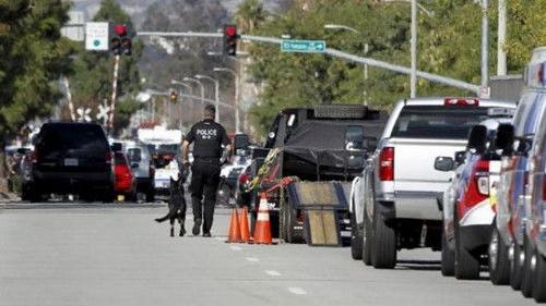 美国加州发生枪击案致3人死亡 枪手高喊:真主至大
