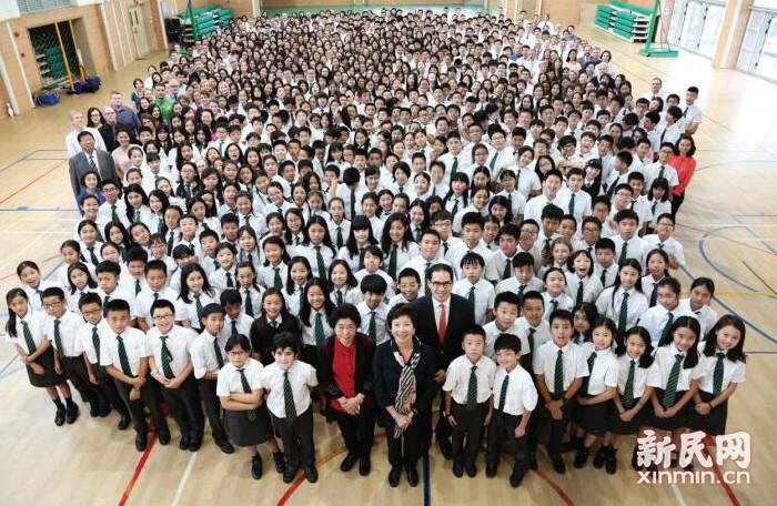 上海包玉刚实验学校:首届高中毕业生迈向世界一流名校