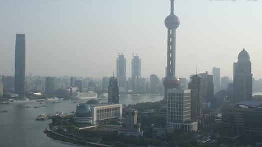 上海周末好天气 今天降温最高温21℃周日最高温23℃