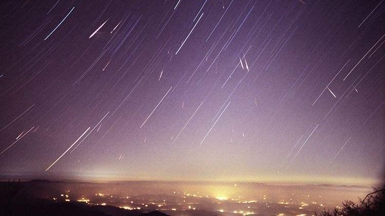 享受江南好春日出游远离强对流 明天凌晨可观流星雨