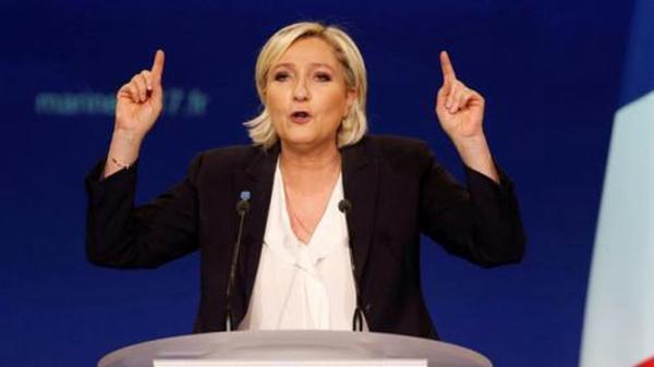 """法国大选首轮投票今日举行:欧洲面临""""终结""""风险?"""