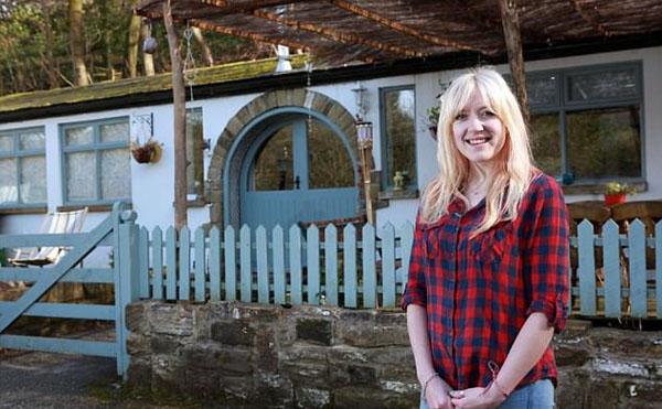 英设计师改造废弃车库 为自己打造梦想家园