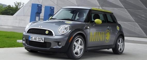 MINI未来首款电动车 批量生产/2019年亮相