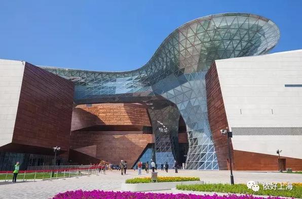 上海最新网红景点来啦!五一起免费白相!