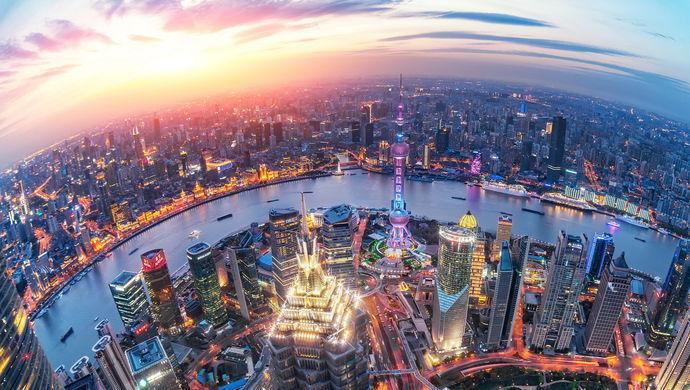 上海五年发展如此惊艳 靠的是这些!