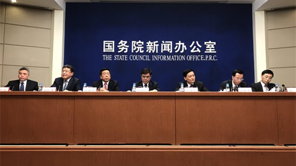 """国资委主任肖亚庆:中央企业在""""一带一路""""建设中风险可控"""