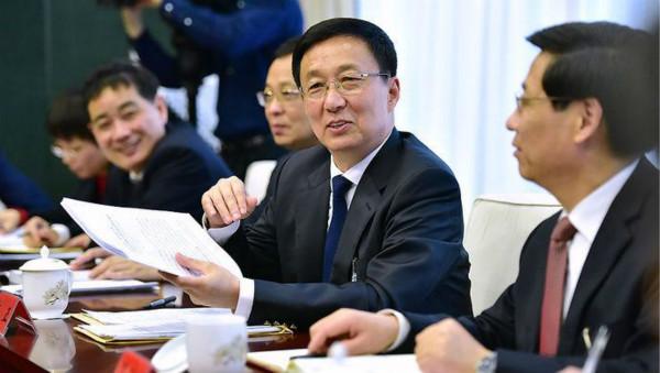韩正:创造更好环境  让基层有活力党员起作用群众得实惠