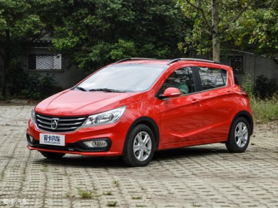 宝骏310将新增1.5L车型 有望年内推出