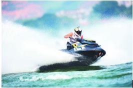 第七届中国摩托艇大赛组委会召开新闻发布会 7月14日在平阴举办,各项准备工作已就绪